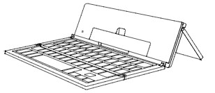 Zagg Com Register >> Powering on/off Pocket Keyboard – Welcome to ZAGG Care